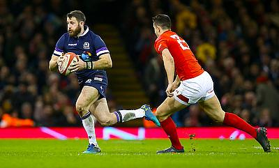 Scotland's Tommy Seymour returns to face Italy