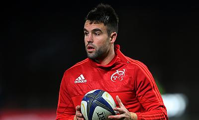 Conor Murray  was the lone try scorer for Munster in the game