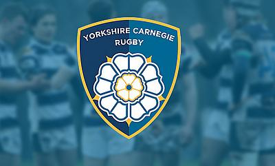 Brandon Staples was a part of the Yorkshire Carnegie squad