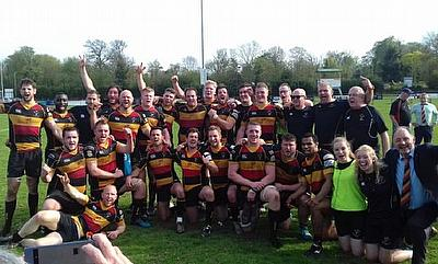 Cinderford crowned champions and Wimbledon are still alive