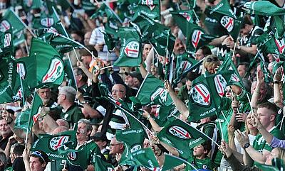 London Irish will play in the RFU Championship next season