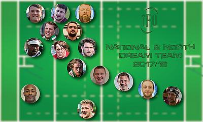 TRU's National 2 North Team of the Year 2017/18