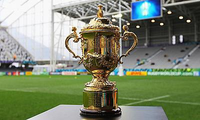 Webb Ellis Cup will be in Japan come the RWC2019
