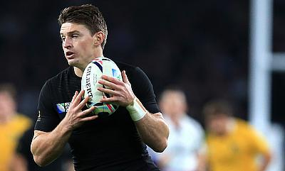 Beauden Barrett was impressive in the first game