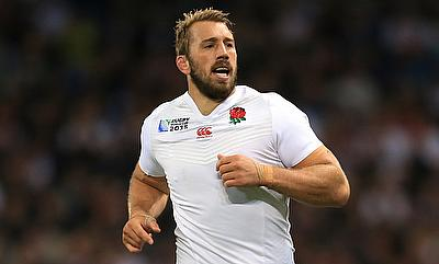 Chris Robshaw has been left out of the matchday 23 squad