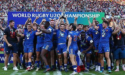 World Rugby U20 Championship 2018 Live Scores Match Reports