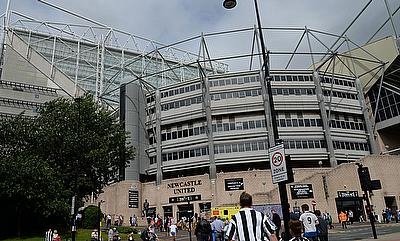 St' James Park is set to host England