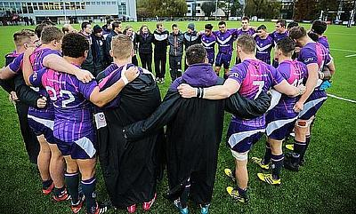 Loughborough trio ready to make the grade with London Scottish