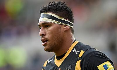 Nathan Hughes was one of the try-scorer for Wasps