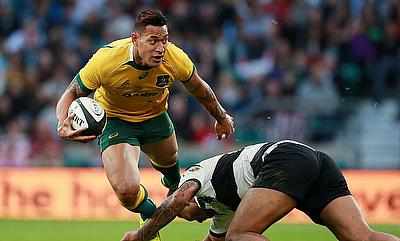 Israel Folau set to commit his future to Australia and Waratahs