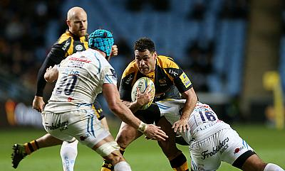 George Smith also played for Wasps in 2015 and 2016