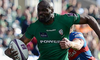 Topsy Ojo reaches another milestone for London Irish as the Exiles make storming start