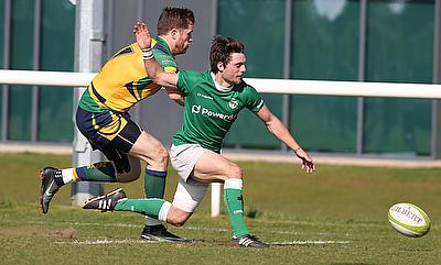 London Irish Wild Geese off the mark after defeating Redruth