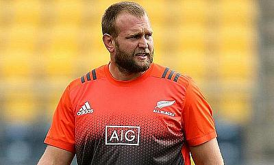 Joe Moody has played 36 Tests for New Zealand