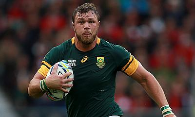 Duane Vermeulen returns to South Africa line-up