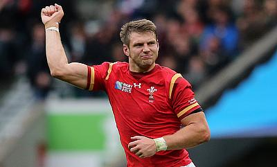 Dan Biggar kicked the decisive penalty goal in the closing stage