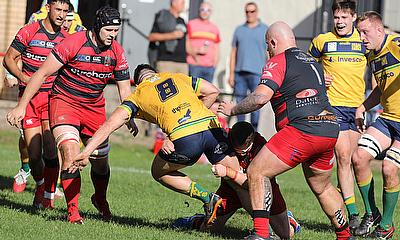 Rams RFC battle to victory and Old Reds emphatically beat Guernsey
