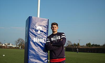 Time spent with Henley Hawks has enabled O'Conor to fly at Bristol