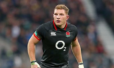 Sam Underhill has played nine Tests for England