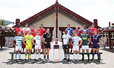 Captains of the teams featuring in the New Zealand Sevens