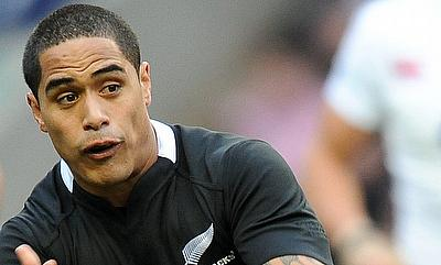Aaron Smith was one of the try-scorer for Highlanders