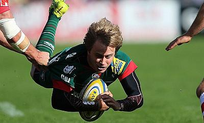 Mathew Tait has played 143 games for Leicester Tigers