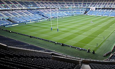 BT Murrayfield Stadium will host the Six Nations game between Scotland and Wales
