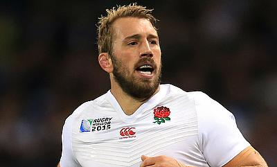 Chris Robshaw drops out of contention for Italy game
