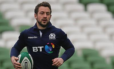 Greig Laidlaw has been named on the bench