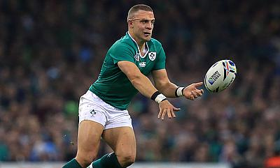 Ian Madigan kicked the decisive conversion in the end