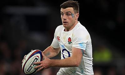 George Ford helped England avoid another defeat