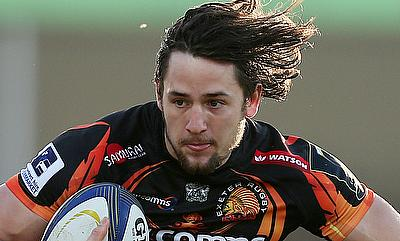 Michele Campagnaro played for Exeter Chiefs between 2015 and 2018