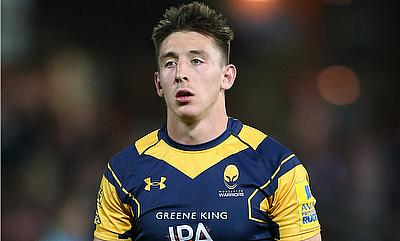Josh Adams was with Worcester Warriors since 2015