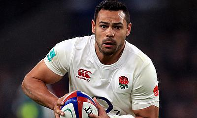 Ben Te'o	was one of the try-scorer for Worcester Warriors