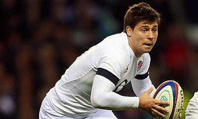 Ben Youngs suffered a shoulder injury