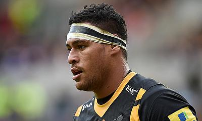 Nathan Hughes scored two tries for Wasps