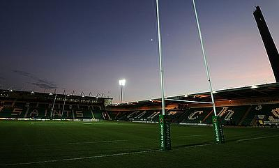 Northampton Saints home ground Franklin's Gardens
