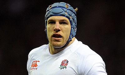 James Haskell has played 77 Tests for England