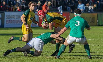Ireland U20 will be looking to bounce back from their defeat against Australia