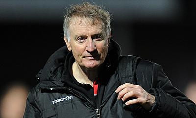 Alan Solomons joined Worcester Warriors in 2017
