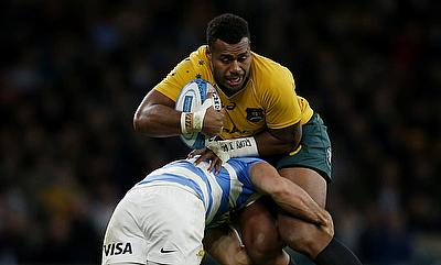 Samu Kerevi has played 25 Tests for Australia