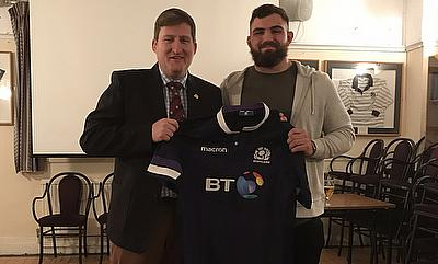 Jamie Bhatti's rugby journey is an inspirational tale as World Cup comes into view