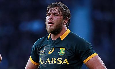 Duane Vermeulen has played 46 Tests for South Africa