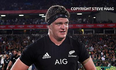 Scott Barrett has played 29 Tests for New Zealand