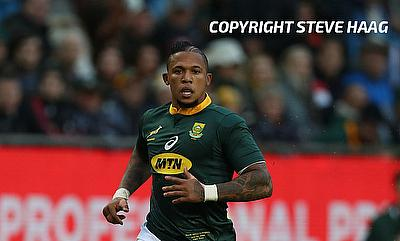 Elton Jantjies kicked 11 points