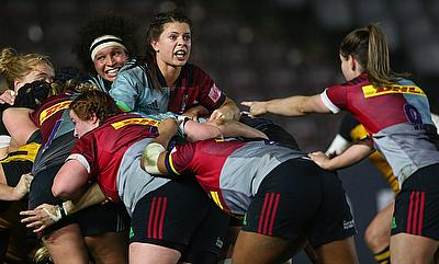 England star Scott: New signings can help take Harlequins Women to the next level