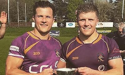 Trio of Scots out to help Tiger Rugby roar in the USA