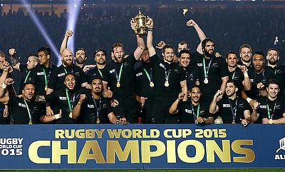 New Zealand were the winners of the 2015 World Cup