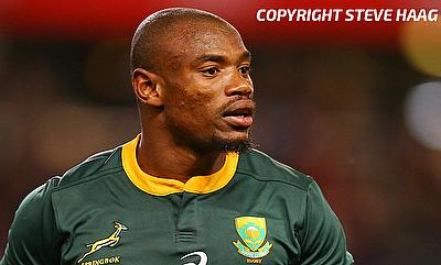 Makazole Mapimpi starred for South Africa