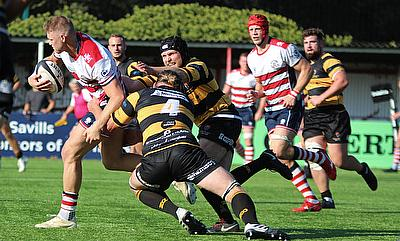 Park go top despite Cinderford's late drama